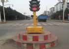 供应移动式交通信号灯 应急交通红绿灯 十字路口红绿灯