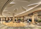 享有较高知名度的天霸设计在白银商场装修设计市场赢得良好声誉
