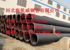 出口EN10219大口径厚壁直缝埋弧焊管