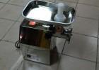 食品绞肉机 不锈钢电动绞肉机 小型不锈钢家用绞肉机