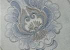 无缝刺绣墙布厂家|高精密刺绣墙布供应|刺绣墙布厂家直销
