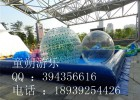公园热销水上步行球定做 公园水上步行球