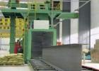 鼎泰机械DFDT型钢 钢材抛丸机
