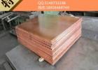 进口C1100紫铜板 高纯度C1100紫铜带