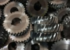 低噪音蜗轮加工 锌基耐磨合金蜗轮生产厂家 磷青铜蜗轮定制