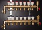 合肥恒暖暖通公司发明的地暖分水器活接角阀成为供暖行业的福音