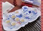 景德镇专业厂家定制陶瓷茶具,功夫茶具,青花瓷茶具