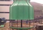 圆形逆流式玻璃钢冷却塔型号 工业冷却塔哪有卖的