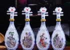 石家庄1斤2斤3斤陶瓷酒瓶批发价格
