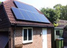 弘太阳 家用太阳能发电2kw并网系统,太阳能发电投资成本