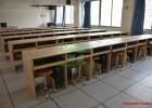 供应学校翻转电脑桌 教室电脑桌