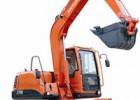 供应新源小型挖掘机XY90轮胎式挖掘机
