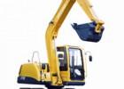 供应新源胶轮挖掘机XY90履带挖掘机