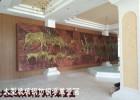 供应佳木斯浮雕壁画仿铜浮雕壁画