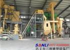 颗粒机厂-环保燃料颗粒机型号-三利全自动颗粒机配套设施