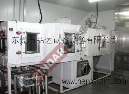 GJB150.12A 军标砂尘试验箱