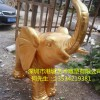 风水动物雕塑摆件找玻璃钢大象来装饰,代表吉祥如意