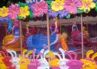 厂家供应公园广场游乐设施 欢乐喷球车价格优惠厂家直销