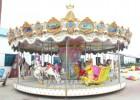 厂家优惠供应大型游乐设施 豪华转马现货销售中