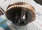12模蜗轮生产厂家 锡青铜蜗轮厂家 大模数蜗轮加工订制