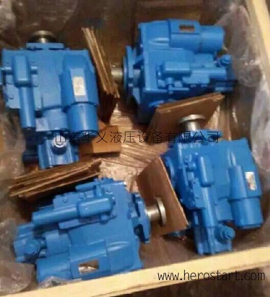 20系列PV21 PV22 PV23搅拌车液压柱塞泵
