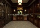 酒庄设计方案 会所弧形酒窖设计