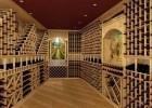 雅典娜酒窖是东营酒架专业生产加工基地
