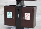 垃圾桶木质花箱保洁三轮车洁美环卫