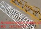 苏州顺路交通设施工程有限公司 自行车架专业定做供应生产厂家