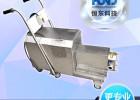 不锈钢凸轮转子泵 高浓度泵 胶体泵三叶泵 蝴蝶泵 移动转子泵