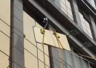幕墙维修、改造,外墙安装、更换幕墙玻璃,高空吊物