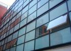 办公室玻璃幕墙改造建筑门窗及玻璃幕墙节能改造中