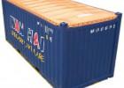 优质40英尺软开顶集装箱、散货软开顶集装箱