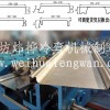 超市货架层板生产设备安臣上扬齐全生产厂家