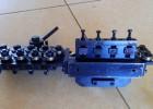 供应18轮铝包钢线矫直器