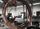铝合金蜗轮加工订制 锌基合金蜗轮生产厂家 耐磨蜗轮厂家