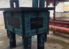 供应铸铜大鼎,青铜鼎,广场大铜鼎制作厂