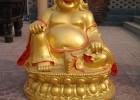 供应大型唐县铜雕佛像,铜雕弥勒佛,铸铜佛像厂家