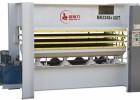 供应耀德力液压机 双贴面多层热压机 生态板三层热压机