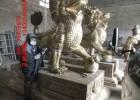 供应铸铜麒麟,铜雕麒麟,大型铜麒麟制作厂
