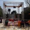 南京运动会道具出租,水上冲关游戏设备租赁