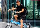 金时捷折叠锂电车16寸喜美电动自行车锂电池车