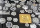 供应定做不同重量、规格、形状、工艺的纪念章