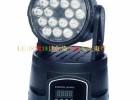 供应金耐特JNT-LY19 LED18颗3W 染色摇头光束灯