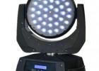 供应金耐特 36颗10W 4合1 LED 调焦染色摇头灯