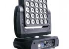 供应金耐特JNT-LY09 25头LED 摇头矩阵灯