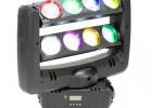 供应金耐特JNT-LY08 LED立式双层摇头蜘蛛灯