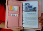 本子 复古旅行记事本 a5 pu活页笔记本 32k活页
