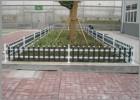 四川广元PVC木纹色栏杆