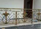 成都优美雅铁艺围墙护栏
